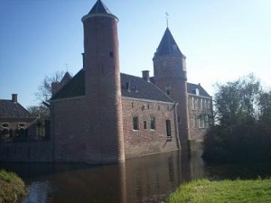 Kasteel Westhove is een hostel