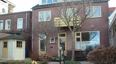pension de schelp, Domburg Zeeland