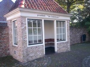 het Praathuis in Serooskerke, Zeeland