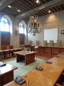 raadszaal stadhuis