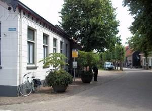 bushalte in Ritthem