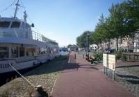 rondvaartboot loskade middelburg