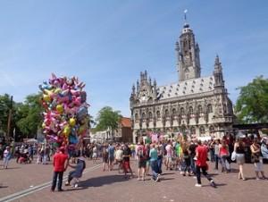 evenement in Middelburg