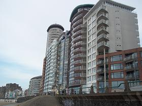 Appartementen Nehalennia in Vlissingen