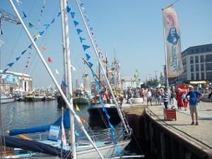 sail de ruyter in de dokhaven in 2013