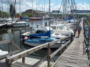 schelde jachthaven in vlissingen