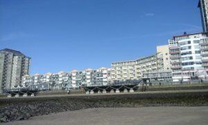 arion hotel op boulevard vlissingen