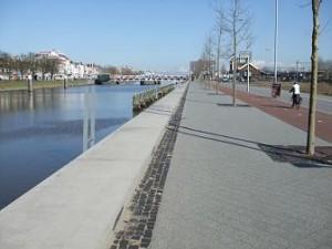 treinstation in Middelburg