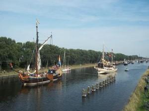 vlissingen maritiem 2012 in kanaal