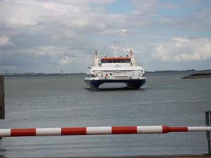 veerboot naar Vlissingen