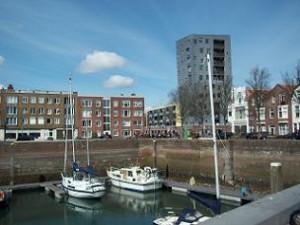 woontoren met appartementen in Vlissingen