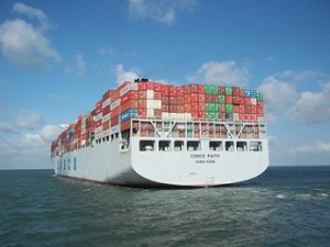 containerboot COSCO