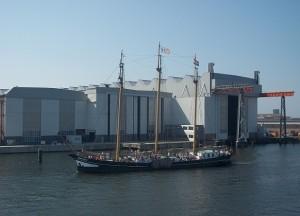 oostvogel vlissingen sail-2013