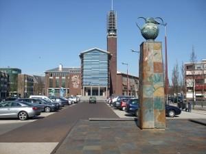 parkeerplaats stadhuis vlissingen