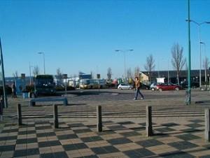 treinstation  Vlissingen en busstation