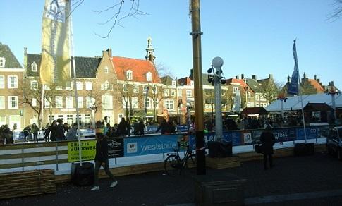 ijsbaan middelburg markt