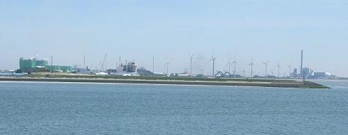 vlissingen oost windmolens