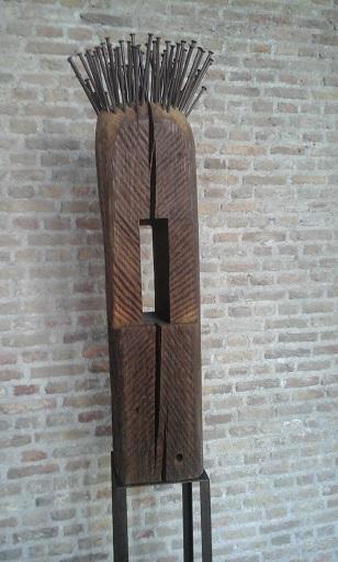 houten beeld facade 2017