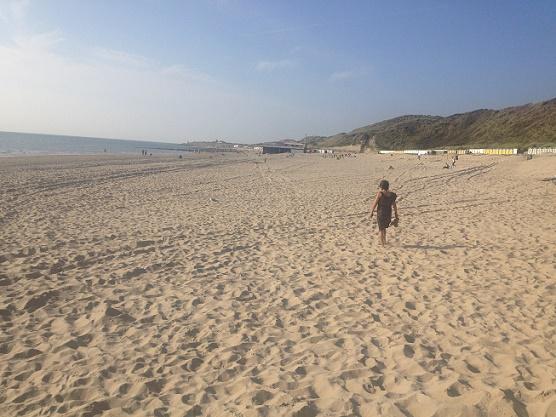 strand zoutelande