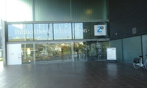 entree bibliotheek Vlissingen