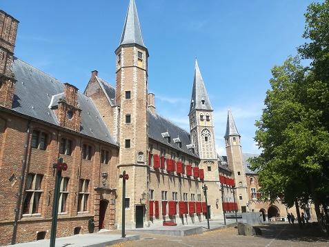 abdij met Zeeuws Museum