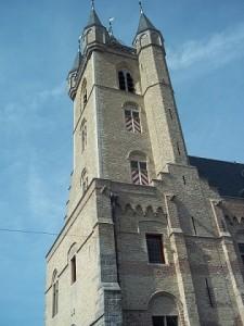 toren in sluis