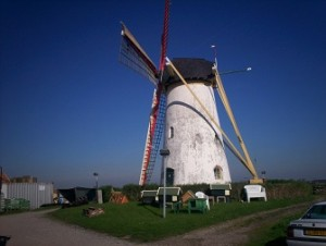 molen in biggekerke