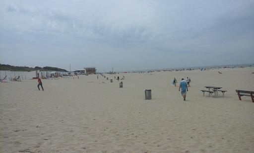 breezand strand vrouwenpolder