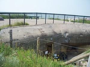 bunker twee op-top-duin