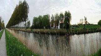 damse vaart van brugge naar sluis foto uit wikipedia algemeen domein