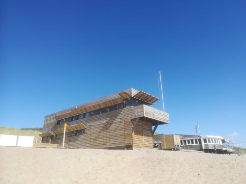 dishoek strandwachtpost