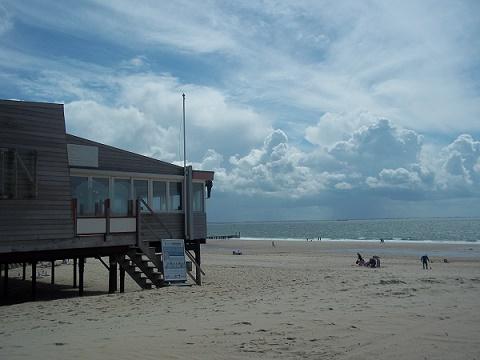strandpaviljoen kaapduin dishoek