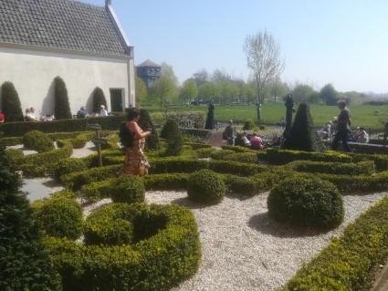 kasteel westhove domburg terras