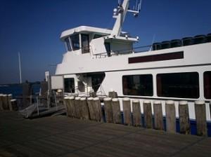 rondvaartboot veere