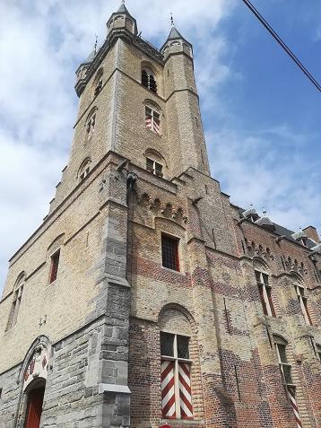 De Belfort in Sluis