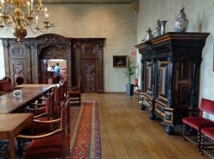 middelburg stadhuis burgemeesterszaal