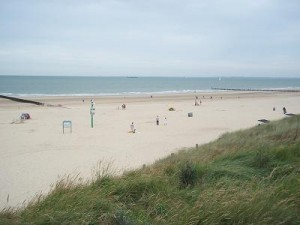 strand cadzand-bad