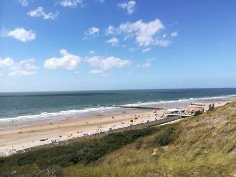 strand dishoek bij kaapduin