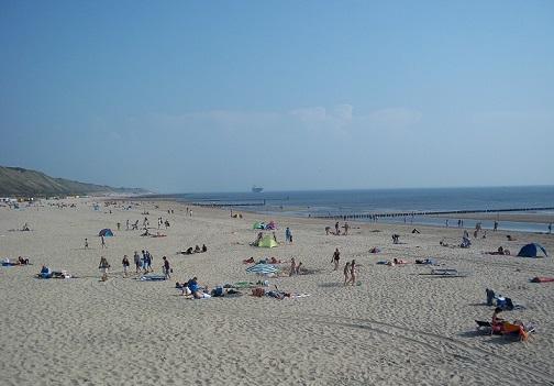 strand van zoutelande