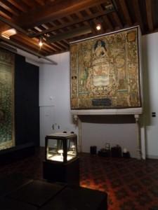 tapijt in zeeuws museum middelburg