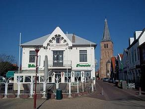 cafe Tramzicht in Domburg