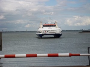 ferry veerboot Breskens - Vlissingen