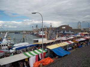 evenement de visserijfeesten Breskens