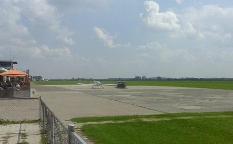vliegveld midden zeeland