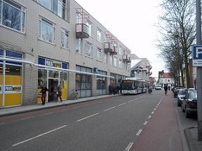 Aagje Dekenstraat in Vlissingen