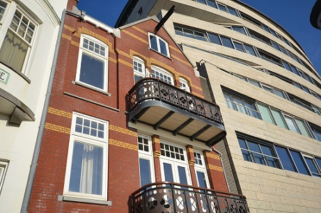 appartement Nieuw Vlissingen