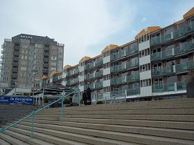 appartementen tussen hotel arion en Belvedere