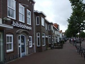 bibliotheek oost-souburg in de kanaalstraat