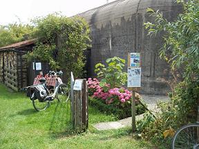 open bunker Ritthem Vlissingen louwerse wegeling