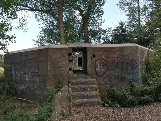 bunker west-souburg vrijburg